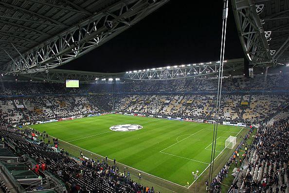 juventus stadium allianz stadium sportskeeda com juventus stadium allianz stadium
