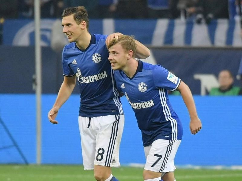 Max Meyer is now on Arsenal