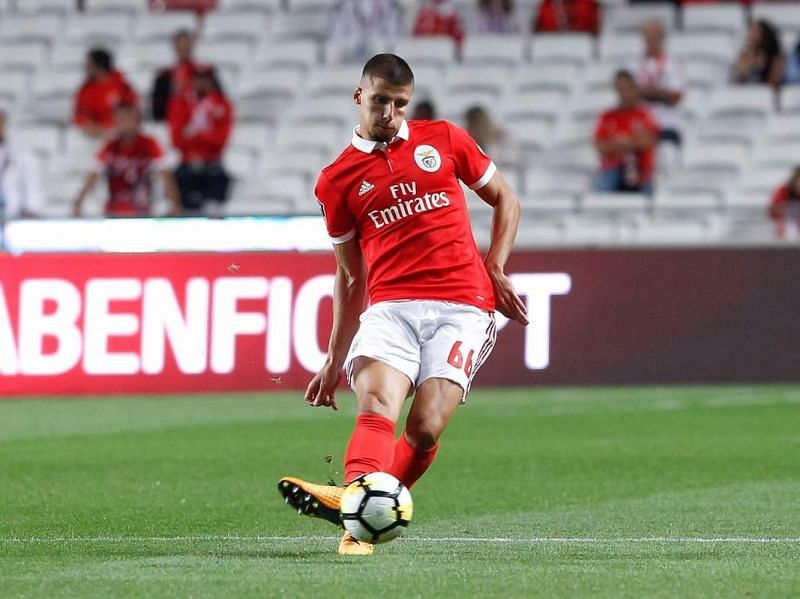Dias has looked good playing for Benfica and is one that seems destined for the top