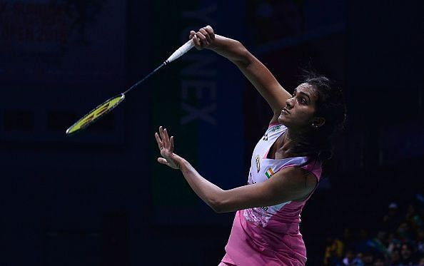 PV Sindhu went down fighting