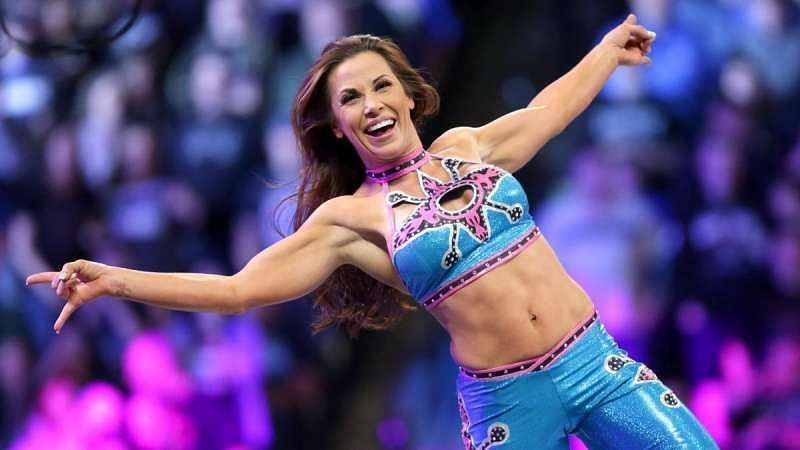 Mickie James had an amazing tenure in the WWE