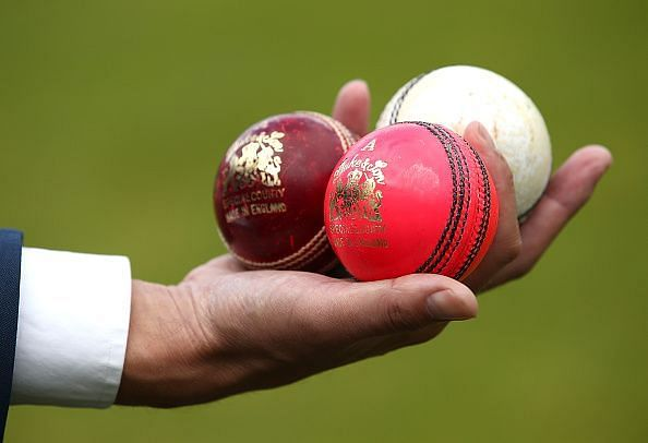 Cricket Ball History Color Structure Dimension And Evolution Sportskeeda