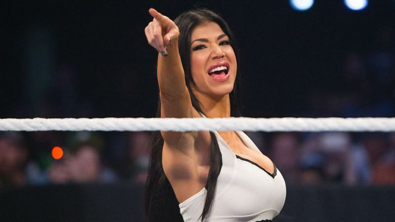 Rosa Mendes initially retired from Pro Wrestling in 2017