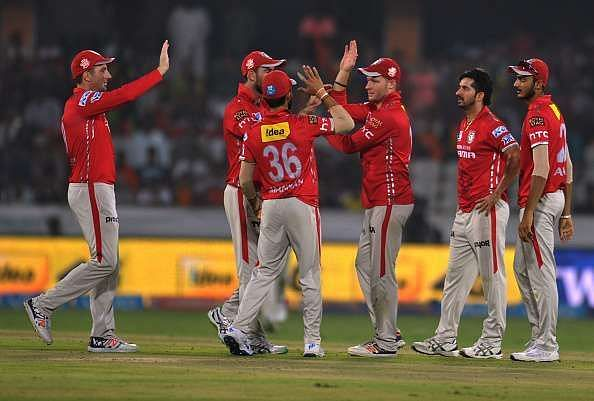 Yesterday, KXIP were forced to shift their last four home matches to Indore