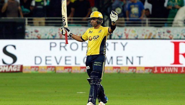 Akmal was the second highest run-scorer of the tournament