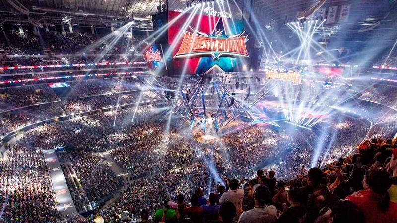 WrestleMania 34,
