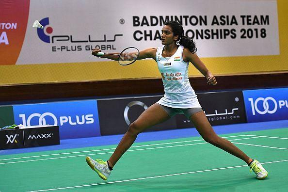 E-Plus Badminton Asia Team Championships 2018