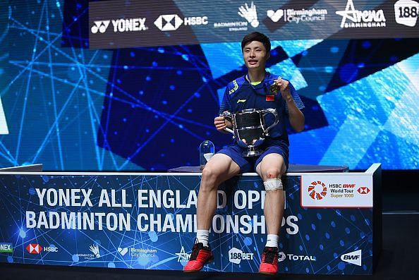 All England Open Badminton Championships - Day 5