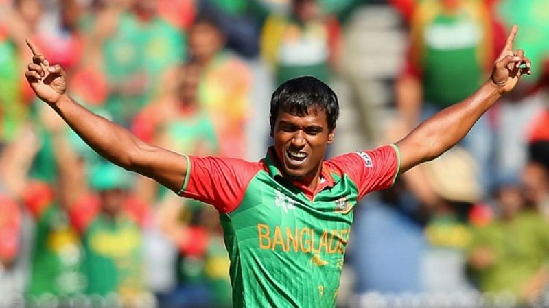 Rubel Hossain was arrested after being accused of rape