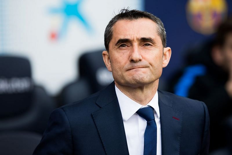 Enter captiBarcelona manager Ernesto Valverde would be wise to look at homegrown talenton