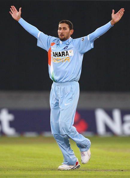 England v India - Fourth NatWest Series ODI