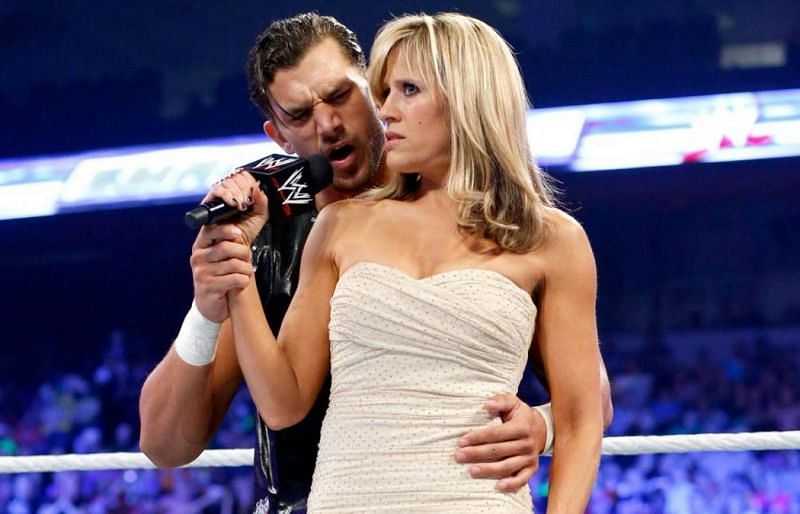 WATCH: Lilian Garcia gets emotional when asked about a