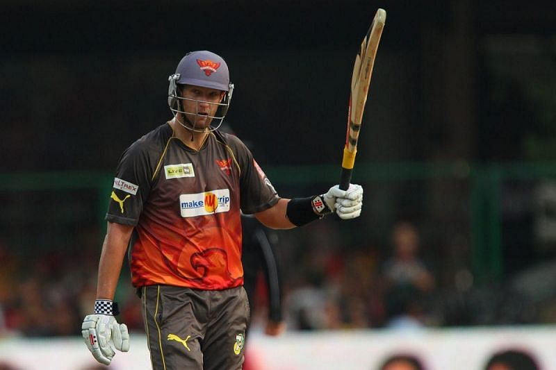 Cameron White was a brilliant leader for the Sunrisers Hyderabad