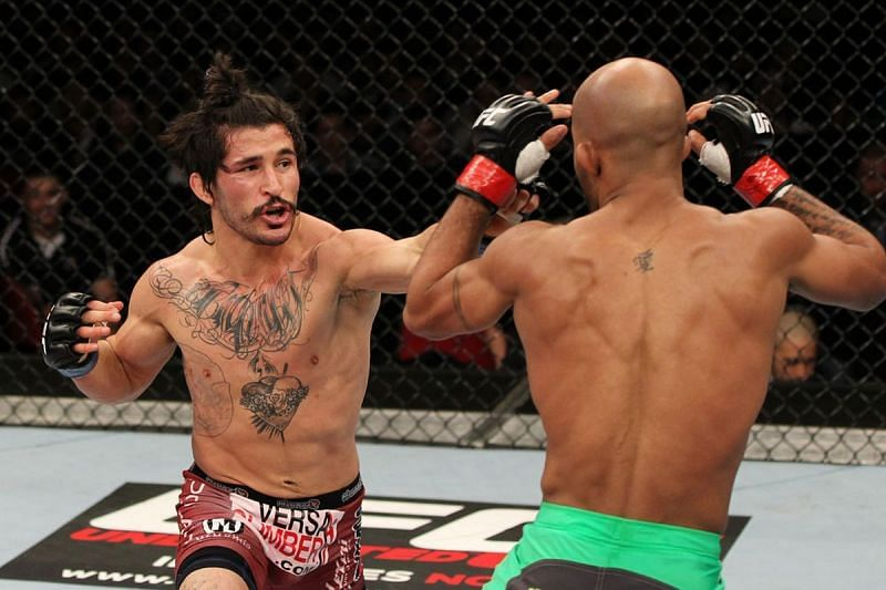 The judges robbed Ian McCall of a win over Demetrious Johnson