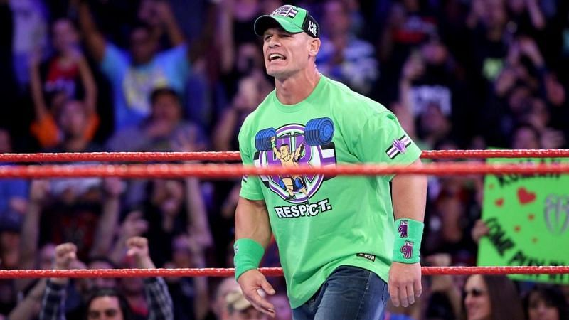 John Cena has issued his Wrestlemania challenge, but everyone needs a back-up plan