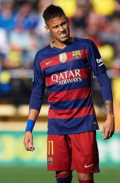 Neymar Profile Picture