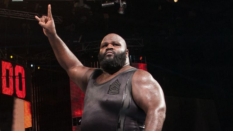 Mark Henry believes that Owen Hart should be inducted into the WWE HOF