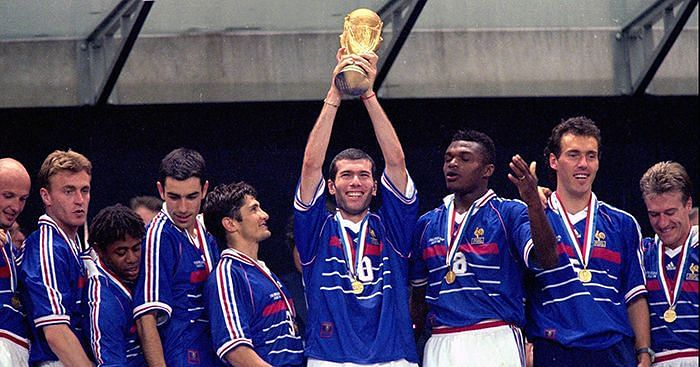 Zidane le