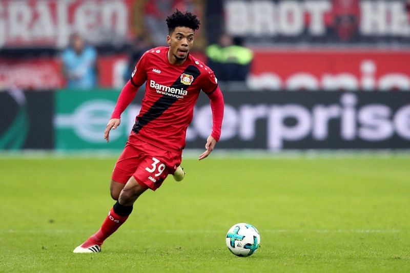 The youngster is one of Europe