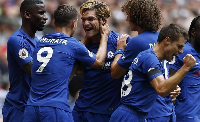 Chelsea can complete the league double over city rivals Tottenham Hotspur