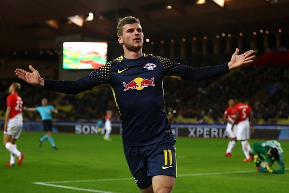 Werner has been a nightmare for all Bundesliga defenses with his energetic displays throughout the season
