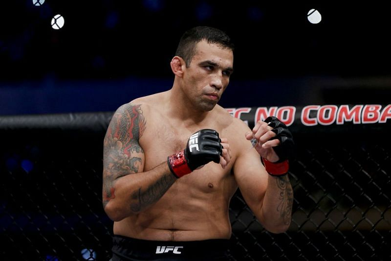 Fabricio Werdum plans on getting back to the UFC title with a win over