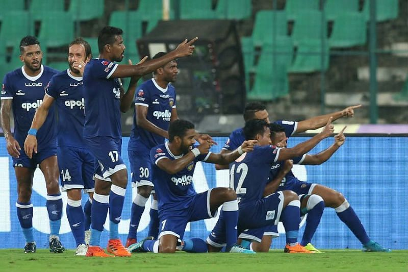 The onus will be on the ISL champions to win this match.