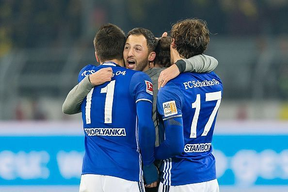 Schalke did the impossible in November
