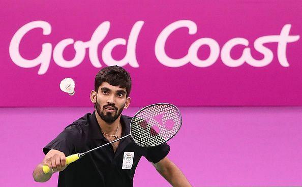 Badminton - Commonwealth Games Day 1