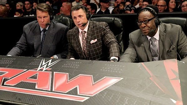 Booker T set to return to commentary?