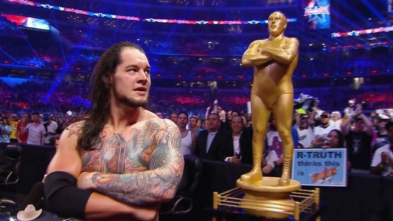 Could Corbin go after Roman Reigns?