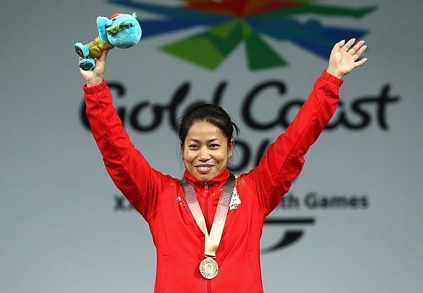 Weightlifting - Commonwealth Games Day 2