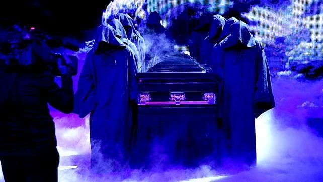 Oh what it would do for Rusev if he wins the Casket match against Undertaker!