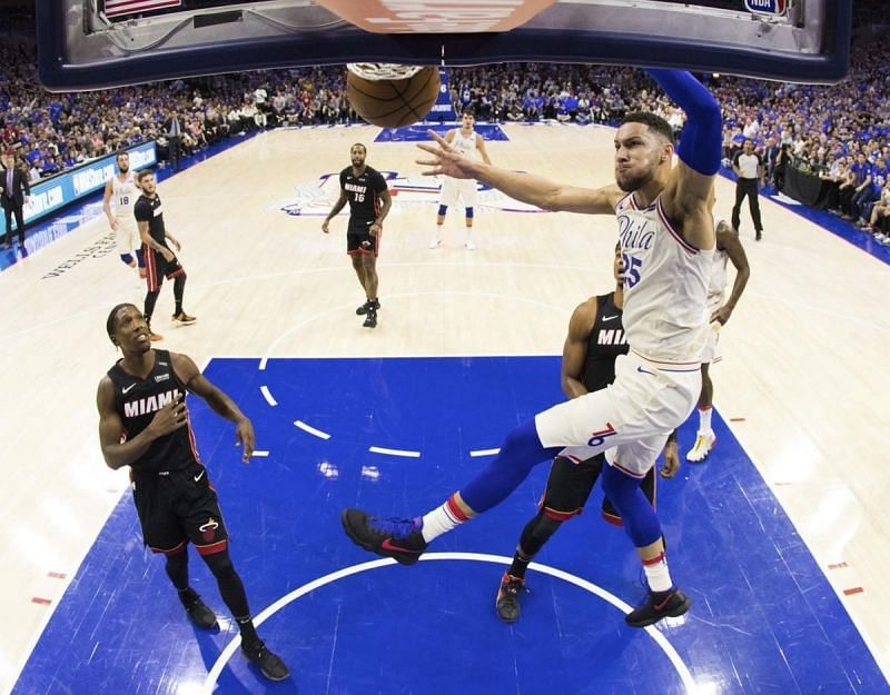 Nba Playoffs 2018 Philadelphia 76ers Vs Miami Heat Game 2 Match Preview