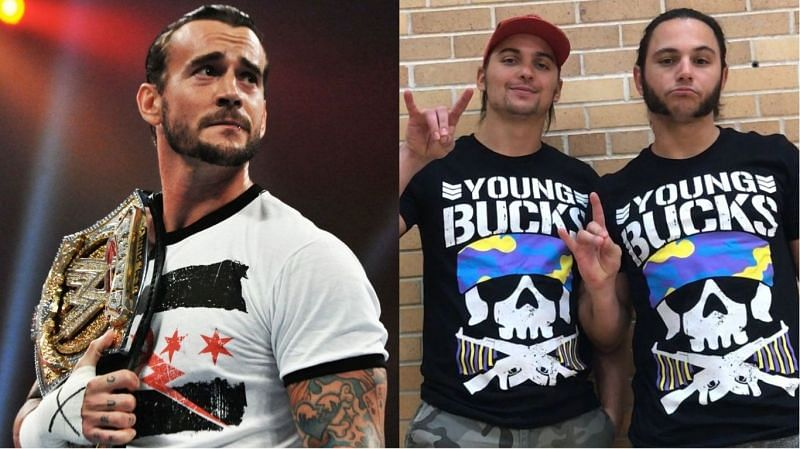 WWE/NJPW News: The Young Bucks on their relationship with CM Punk