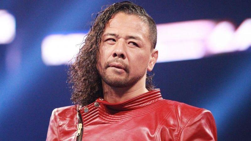 Shinsuke Nakamura,