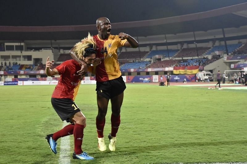 East Bengal clinched a crucial win