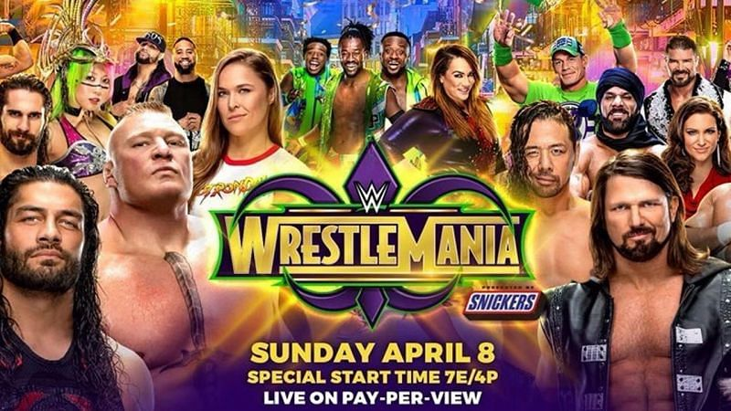 Will WrestleMania 34 top it