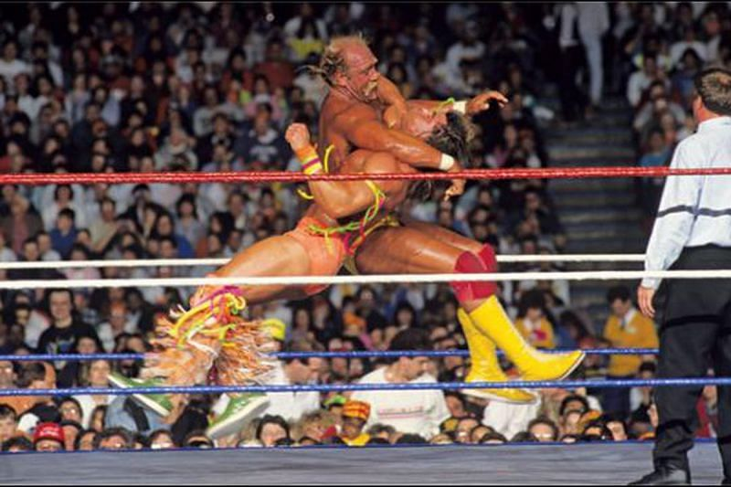 Hulk Hogan had words of high praise for The Ultimate Warrior
