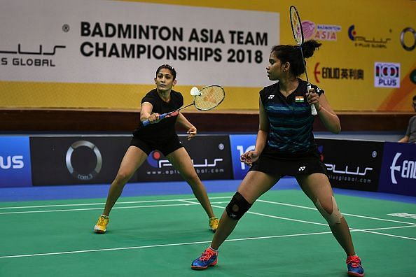 E-Plus Badminton Asia Team Championships 2018