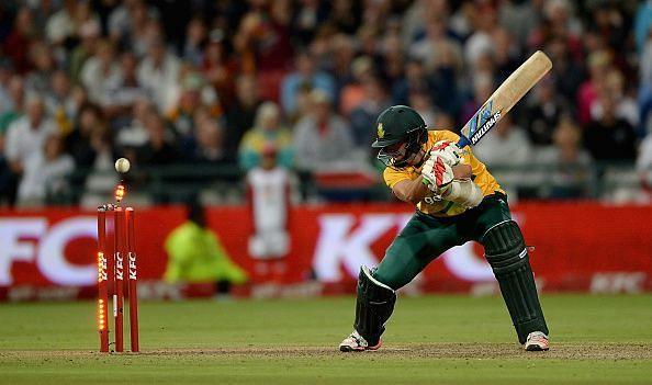 South Africa v England - 1st KFC T20 International