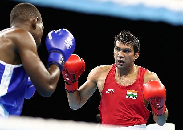 Boxing - Commonwealth Games Day 3