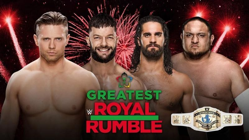 Image result for wwe greatest royal rumble united states title