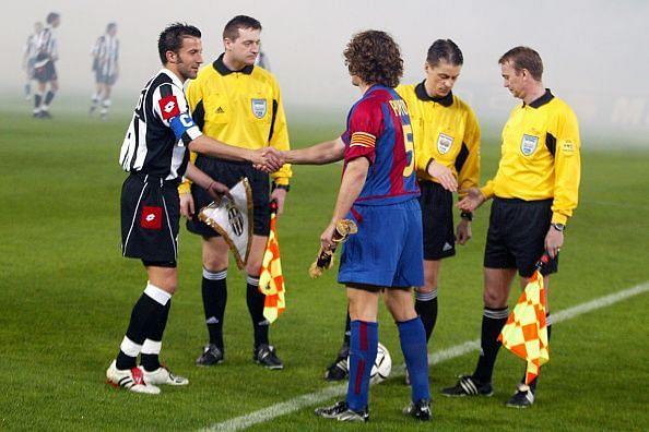 FC Barcelona vs Juventus legends match in Mumbai ...