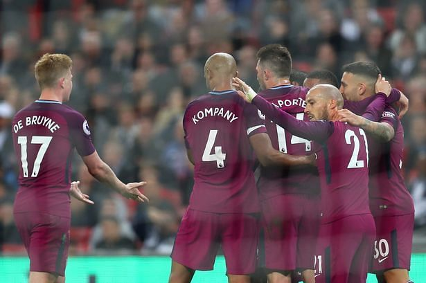 Manchester City back to their best