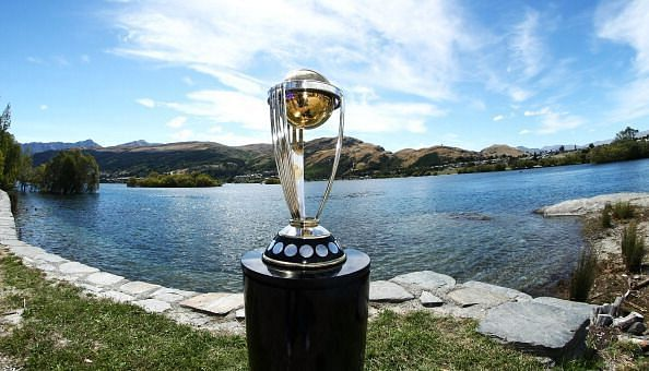 2015 Cricket World Cup Countdown