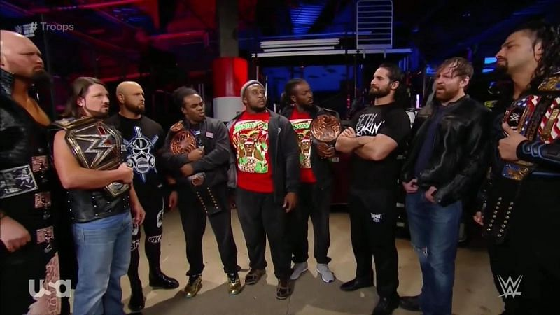 Possible feuds in the future