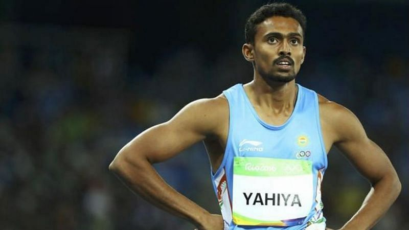 National record holder Yahiya becomes the first since Milkha Singh to qualify for the 400m finals