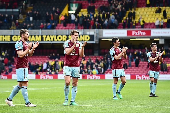 Watford v Burnley - Premier League