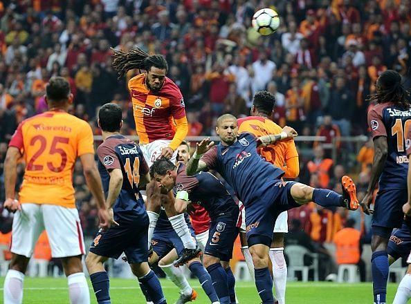 Turkish Super Lig 2017-18